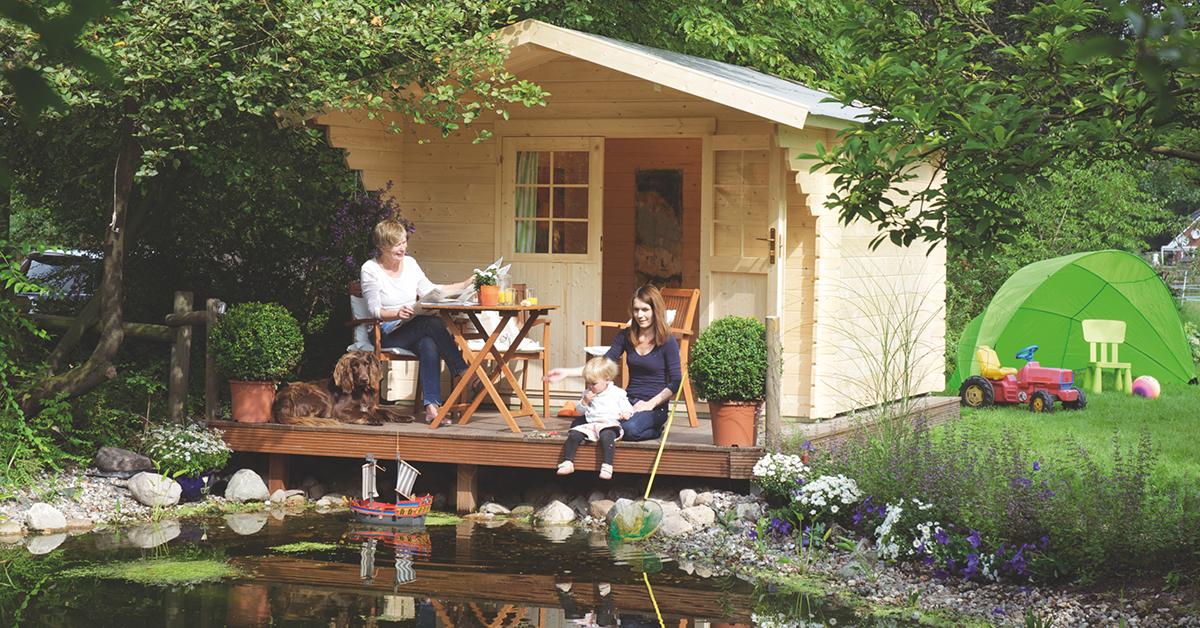 abris de jardin en bois lillevilla de 4m2 10m2 15m2 plus de 20m2. Black Bedroom Furniture Sets. Home Design Ideas