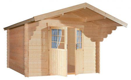 Abri de Jardin en bois Lillevilla 233
