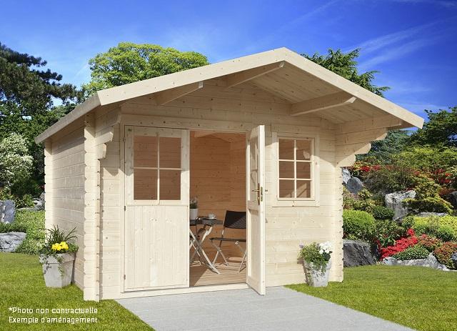 Abri de jardin 265-1 lillevilla karlstat 2
