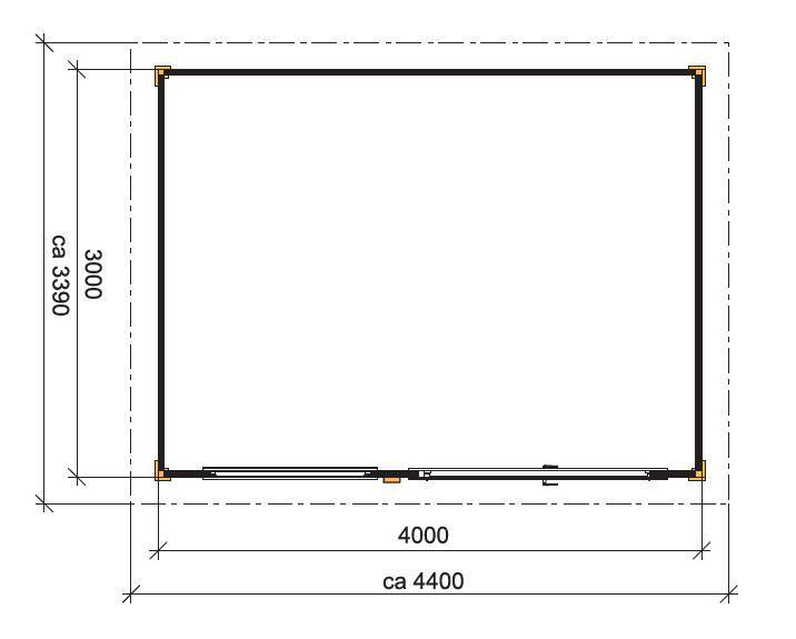 plan abri de jardin lillevilla 12