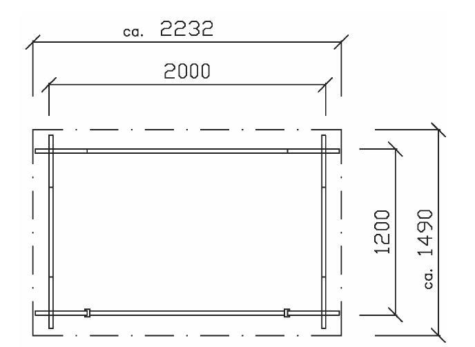 plan abri lillevilla 97